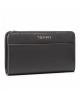 A Tommy Hilfiger női pénztárca fekete színben rendelhető modell fém alapú Tommy felirattal ellátva.